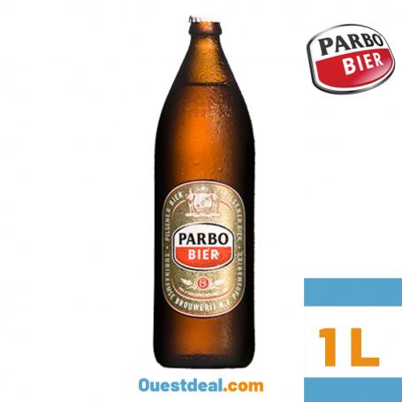 Bière PARBO de 1 litre