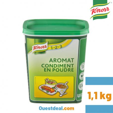 Aromat condiment en poudre Knorr 1,1kg