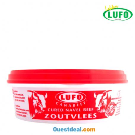 LUFO zoutvlees viande de bœuf salée