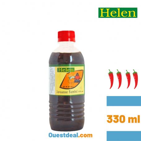 Sambal Helen javaanse sauce pimentée sucré