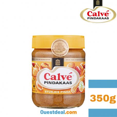 Calvé beurre d'arachide pindakaas