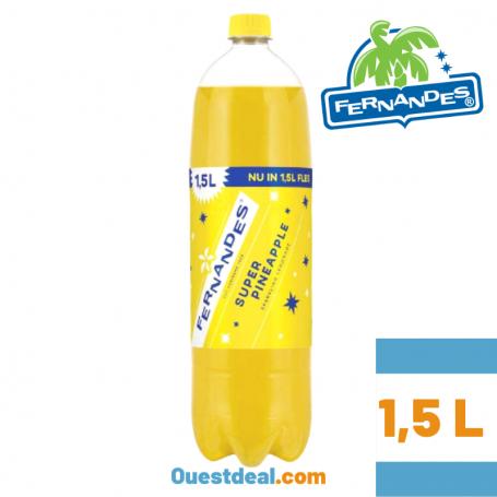 Fernandes limonade pétillante 1.5 L