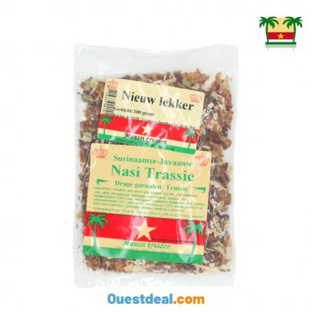 Nasi Trassie Surinaamse-Javaanse 100 g