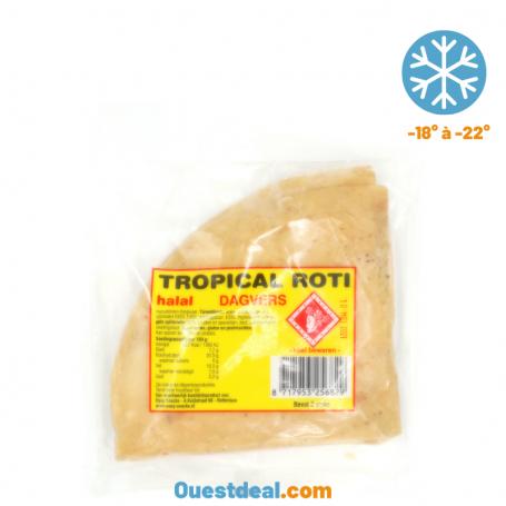 Roti pain indien lot de 3 pcs