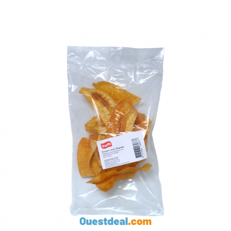 Chips bananes yash 50g