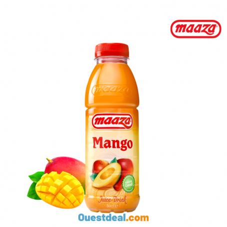 Jus de mangue Maaza 50 cl