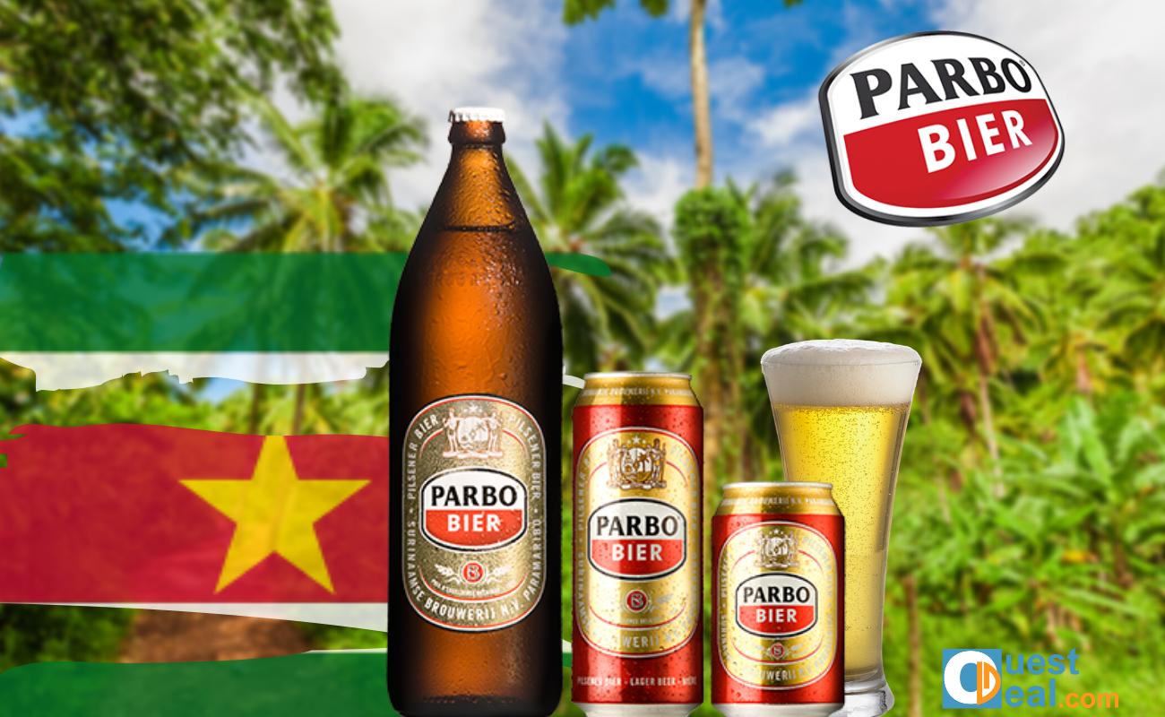 Bière PARBO